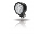 DECKLIGHT LED, 6500K,13W/800lm, 9-33VDC, MODULE70 Black round/small 9-33VDC