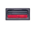 4192 SERIES INCANDESCENT RED INTERIORLAMP BLACK HOUSING