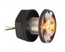 LED Livewell lamp 12V, merevaik-kollane valgus