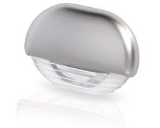 LED astmevalgusti Easy Fit, valge valgus, kroom roostevaba korpus
