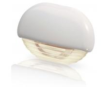 LED astmevalgusti Easy Step, soe valge valgus, valge korpus