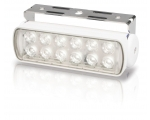 LED FLOODLIGHT SEA HAWK 9-33V SPOT - WHITE HOUSING