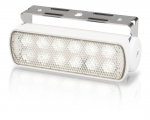 LED FLOODLIGHT SEA HAWK 9-33V SPREAD - WHITE HOUSING