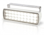 LED FLOODLIGHT SEA HAWK XL 9-33V SPREAD - WHITE HOUSING