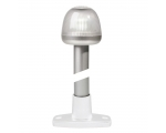 NAVILED 360 ANCHORLAMP 204mm WHITE BASE FIXED POLE MOUNT