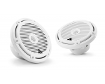 M3-770X-C-Gw 7.7-inch (196 mm) Marine Coaxial Speakers, Gloss White Classic Grilles 70W RMS