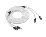 XMD-WHTAIC2-12 2-Channel, 12 ft (3.66 m) Marine Audio RCA