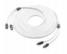 XMD-WHTAIC2-25 2-Channel, 25 ft (7.62 m) Marine Audio RCA