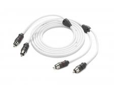 XMD-WHTAIC2-6 2-Channel, 6 ft (1.83 m) Marine Audio RCA
