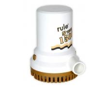 RULE 1500 PUMP 12V GOLD 5YR