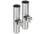 Rod holder for railing (Stainless steel)