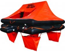 LALIZAS Intern. Liferaft ISO-RAFT 4 prs valise
