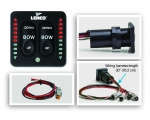 Lenco Led Indicator Integrated Tactile Switch Kit W/ Pigtail For Single Actuator Systems - 123SC-ISK