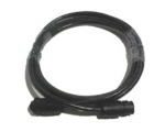 10EX-BLK - 10-ft 9 pin Transducer extension cable