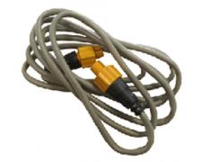Ethernet kaabel, kollane 5 Pin 4.5 m (15 jalga)
