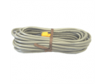 Ethernet cable yellow 5 Pin 7.6 m (25 ft)