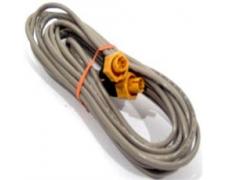 Ethernet kaabel, kollane 5 Pin 15.2 m (50 jalga)