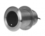 SS75H Stainless steel 600 W Thru Hull High CHIRP (130-210kHz) Depth/Temp (20° tilt) : Black 9 pin connector: Cable length 10 m (33.0 ft)