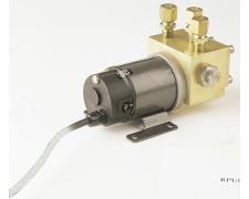 RPU-80 kahesuunaline pump, silindrinihe 80-250 kuupsentimeetrit (vajab AC12), 12V DC