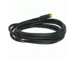 SimNet power cable without terminator 2 m (6.6 ft) -yellow tip