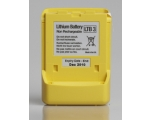 Non-rechargeable Long Life Lithium battery for AX50