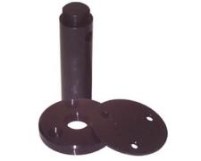 Pedestal bracket 30 mm (1.2 in)