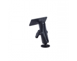 """MB-8 - RAM 1-1/2"""" ball-mounting bracket with 8"""" arm for 5"""" to 8"""" units"""