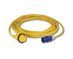 Marinco 16A 230V Cordset 1m with European Main Site Plug