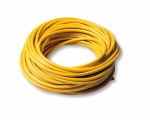 Mastervolt Yellow moulded shore cable 3x 2.5mm² per m