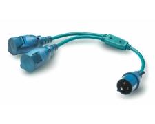 Mastervolt Pigtail Splitter for CE plug