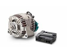 Mastervolt Alpha Compact 14/120 Merc Benz N62, incl. Mastervolt Alpha Pro III Charge Regulator