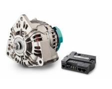Mastervolt Alpha Compact 28/110, incl. Mastervolt Alpha Pro III charge regulator