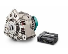 Mastervolt Alpha Compact 28/150, incl. Mastervolt Alpha Pro III charge regulator