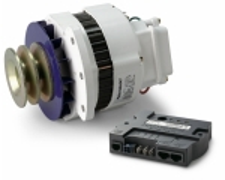 Mastervolt Alpha Alternator 12/90, incl. Alpha Pro III charge regulator