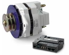 Mastervolt Alpha Alternator 12/130, incl. Alpha Pro III charge regulator