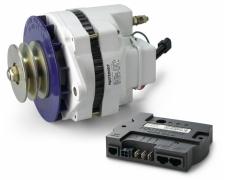 Mastervolt Alpha Alternator 24/110, incl. Alpha Pro III charge regulator