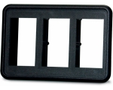 Mastervolt VM3 frame for 3 rocker switches