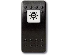 Mastervolt Waterproof switch (Button only) Running lights