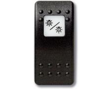 Mastervolt Waterproof switch (Button only) Running/anchor light