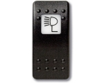 Mastervolt Waterproof switch (Button only) Search light