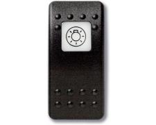 Mastervolt Waterproof switch (Button only) Light