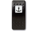 Mastervolt Waterproof switch (Button only) Anchor