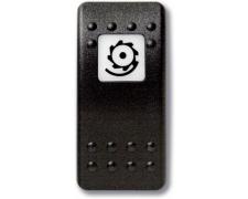 Mastervolt Waterproof switch (Button only) Cylinder speed