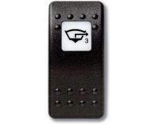 Mastervolt Waterproof switch (Button only) Bilge pump 3