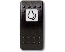 Mastervolt Waterproof switch (Button only) Engine start