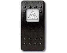 Mastervolt Waterproof switch (Button only) Emergency start