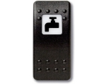 Mastervolt Waterproof switch (Button only) Water flushing tap