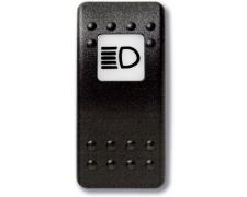 Mastervolt Waterproof switch (Button only) High beam