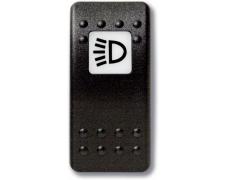 Mastervolt Waterproof switch (Button only) Side marker light