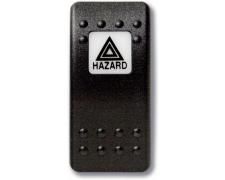 Mastervolt Waterproof switch (Button only) Hazard warning